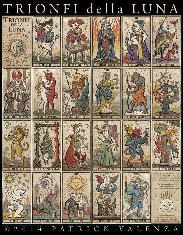 Trionfi Cards